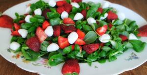 çilekli semiotu salatası (2)