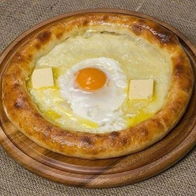 Kaşarlı Yumurtalı Pide