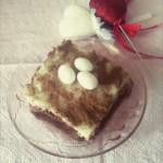 İrmikli Bisküvili Pasta