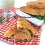 Soğanlı ekmek/pide