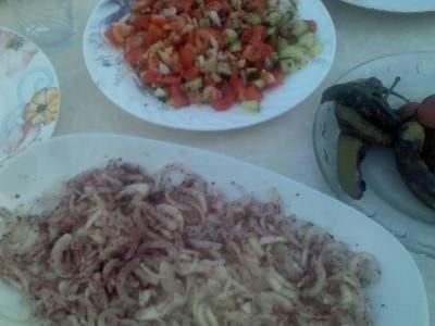 Soğan Salatası