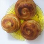 Küçük Patatesli Gül Böreklerim