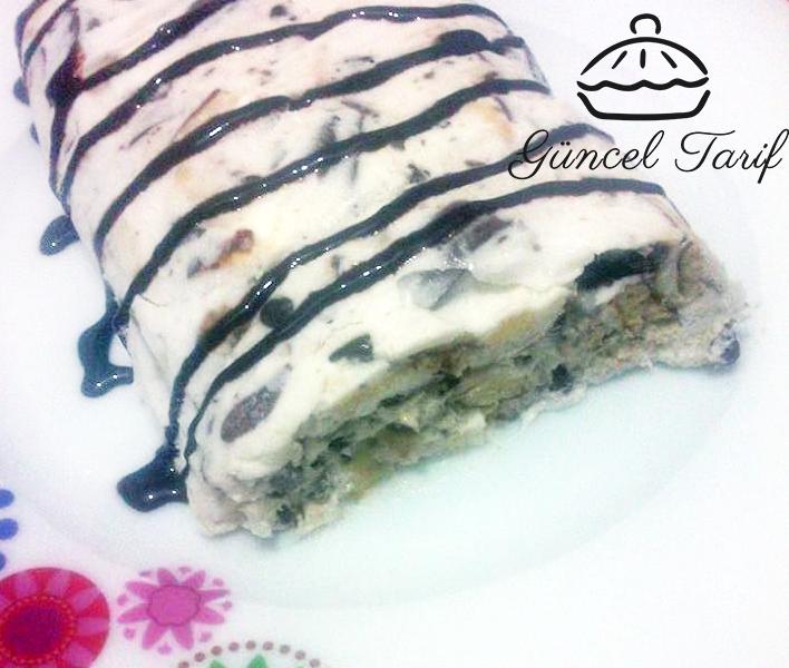 Muzlu Halleyli Pasta