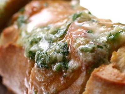 Ekmek arası parmesanlı tavuk