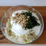 Portakalda Kereviz Salatası Tarifi