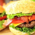 Mısır Ekmeğinde Çıtır Tavuk Burger Tarifi